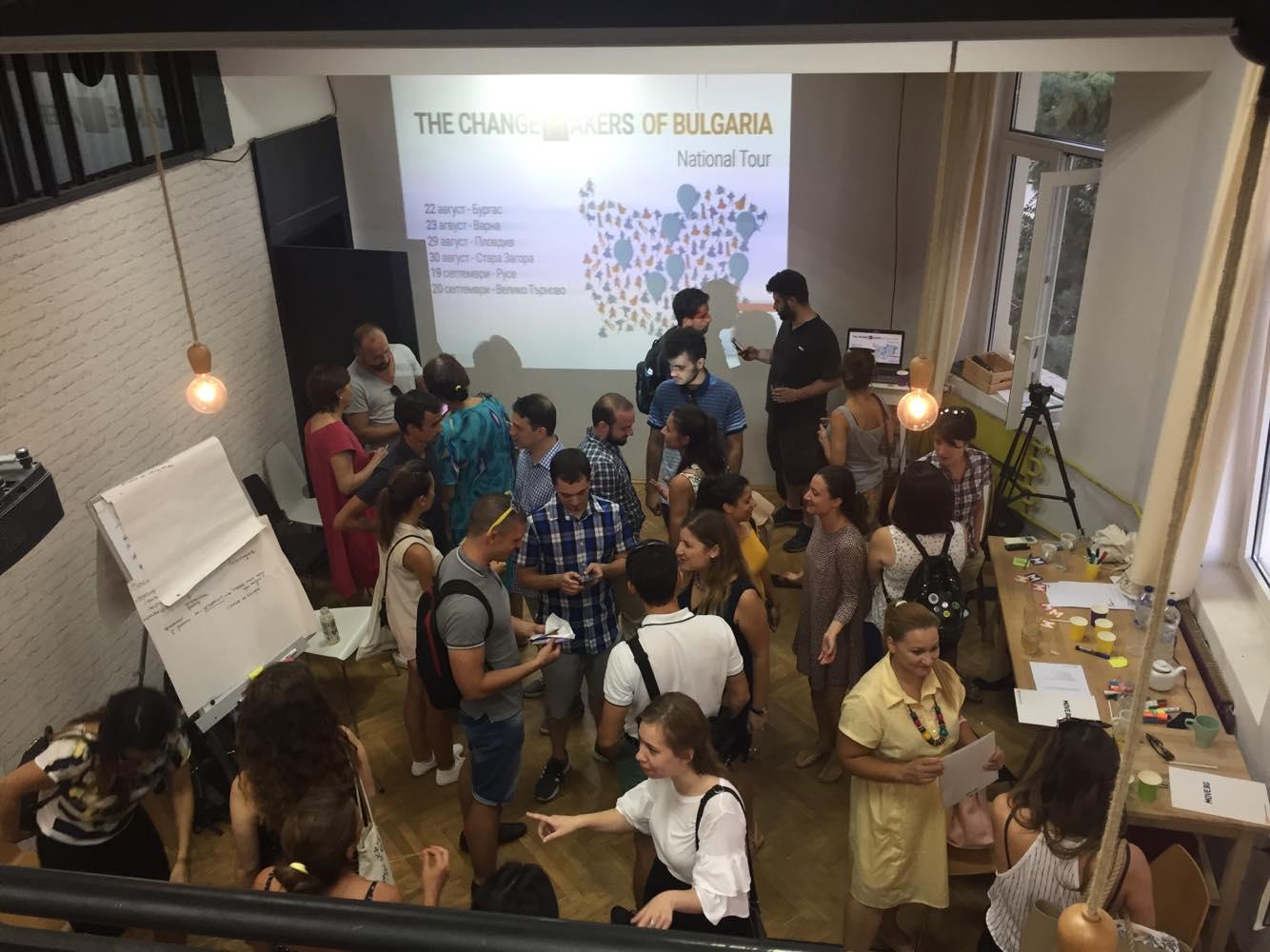 The ChangeMakers of Varna