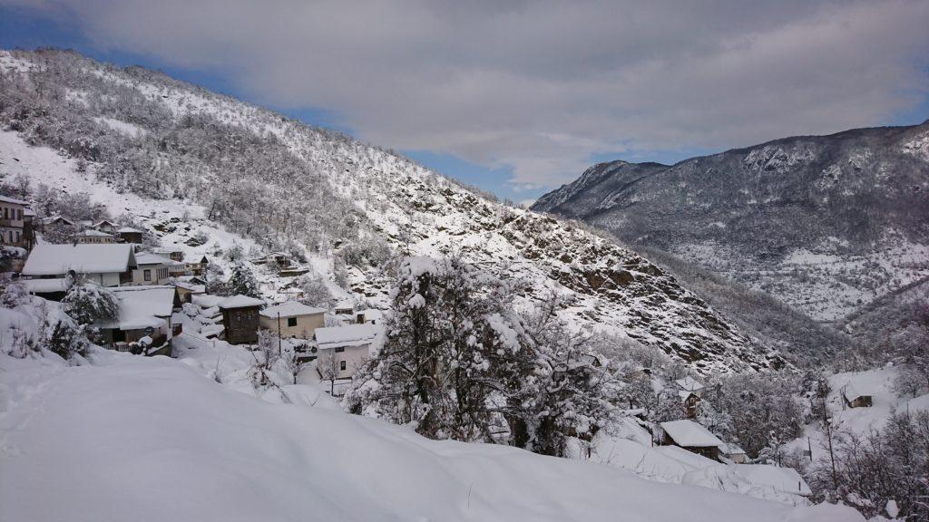 Bitushe village