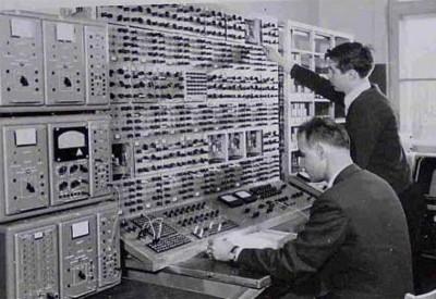 Първият аналогов компютър на Естония