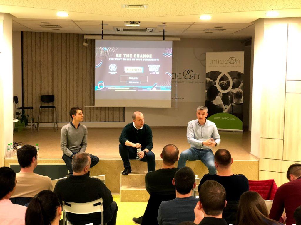 Startup Europe Week Plovdiv